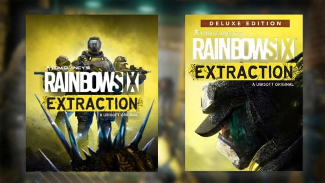 Rainbox Six Extraction kaufen