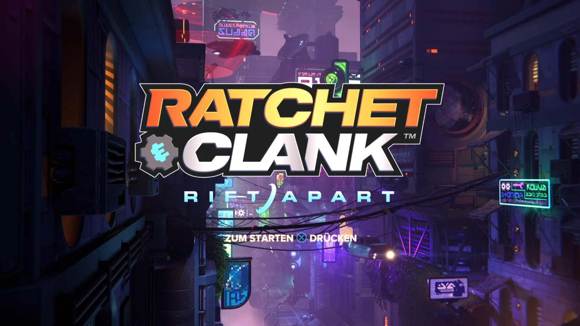 Ratchet & Clank: Rift Apart - Test