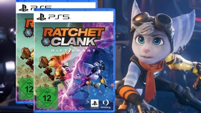 Ratchet & Clank Rift Apart kaufen - ps5 preorder