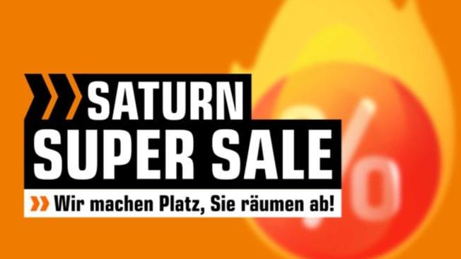 Super Sale bei Saturn