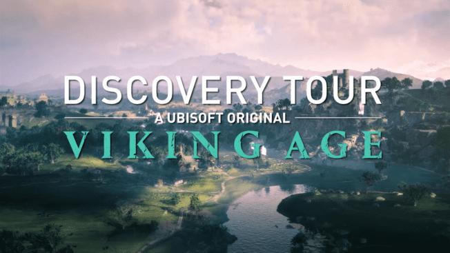 Assassin's Creed Valhalla Viking Age