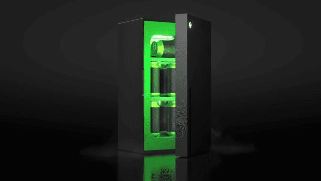 Xbox Mini Kühlschrank