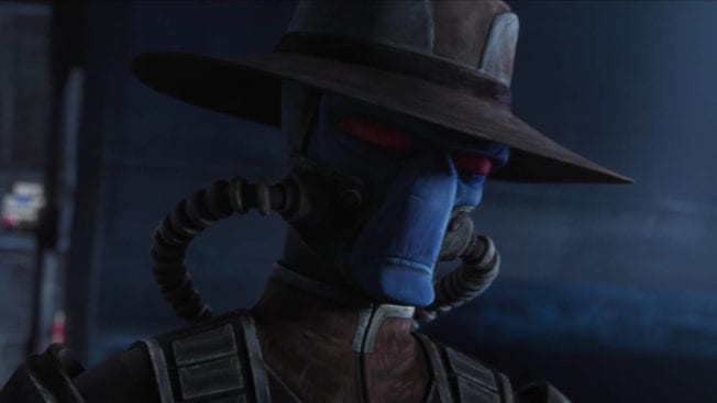 Star Wars The Bad Batch The Clone Wars Duell