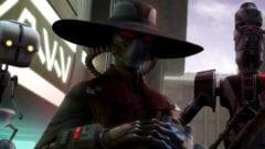 Star Wars The Bad Batch Cad Bane