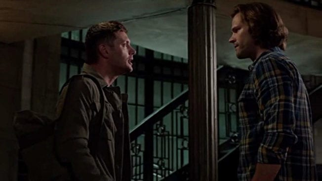 Supernatural The Winchesters Ärger