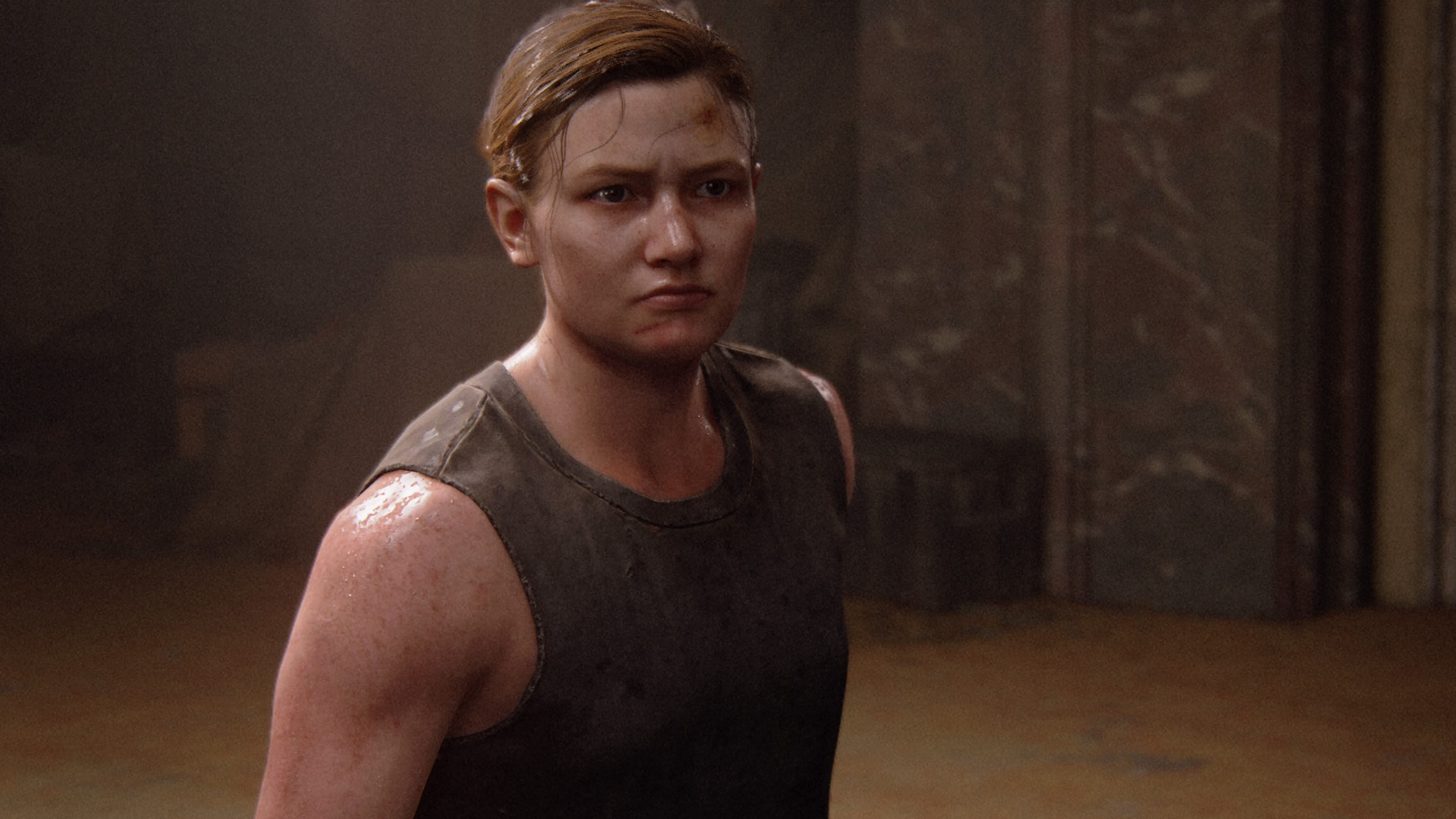 The Last of Us 2 Abby