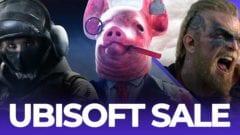 Ubisoft Store Sale