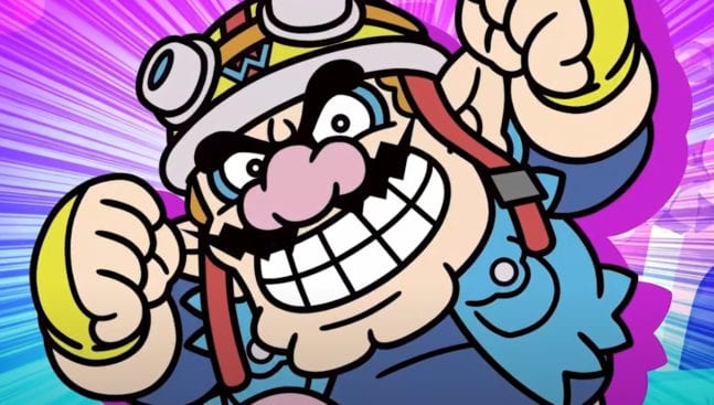 Wario Ware Get It Together