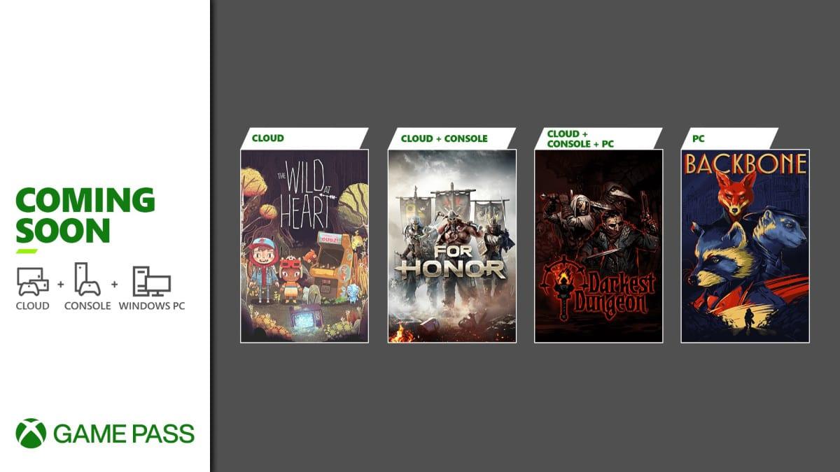 Xbox Game Pass Juni neue Spiele