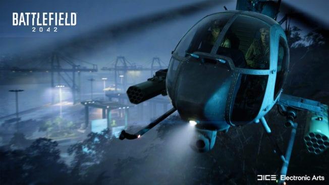 Battlefield 2042 Frachtliste