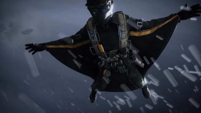 Battlefield 2042 - Wing-Suit
