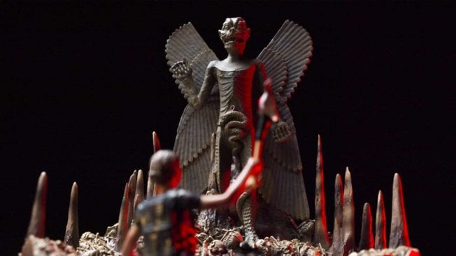 House of Ashes - Diorama