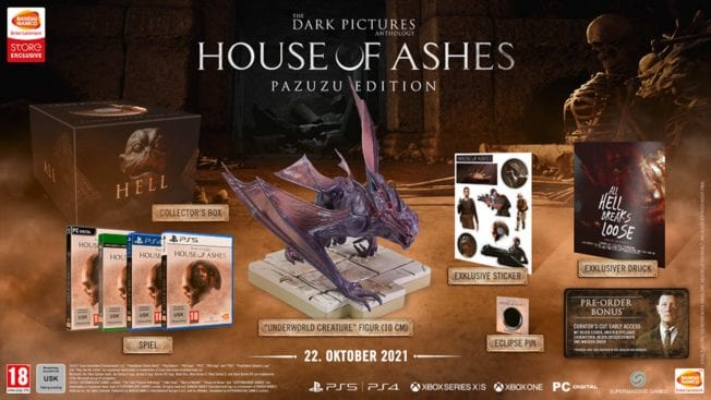 House of Ashes - Panzuzu Edition