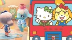 Animal Crossing New Horizons Sanrio Abiimbo Karten
