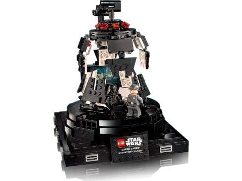 LEGO Star Wars LEGO Star Wars Meditationskammer Darth Vader 1Meditationskammer Darth Vader