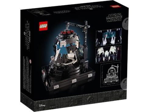 LEGO Star Wars Meditationskammer Darth Vader