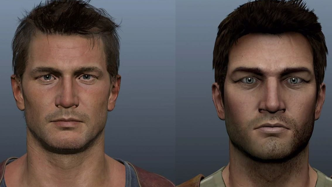 Uncharted Nathan Drake Vergleich