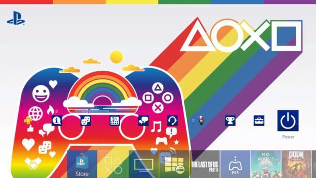 Pride Theme PS4 Kostenloser Code