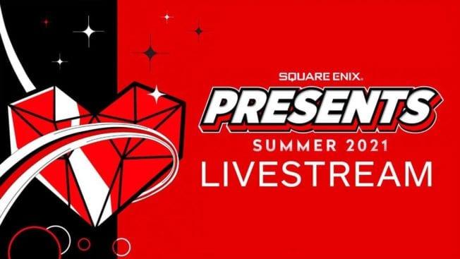 Square Enix Livestream - E3 2021