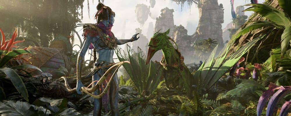 Avatar Frontiers of Pandora Teaser