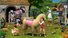Sims 4 Landhaus-Leben Trailer