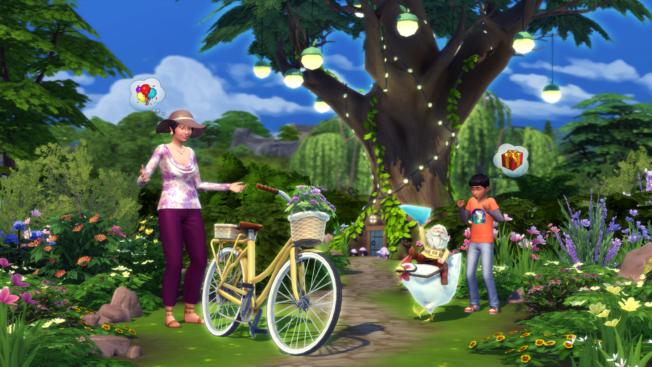 Sims 4 Landhaus Leben Boni