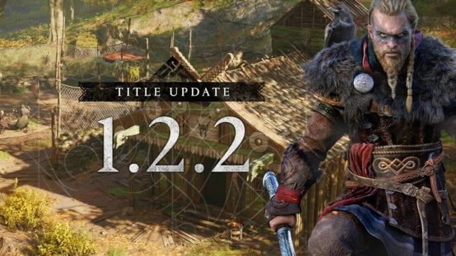 Assassin's Creed Valhalla-Update 1.2.2