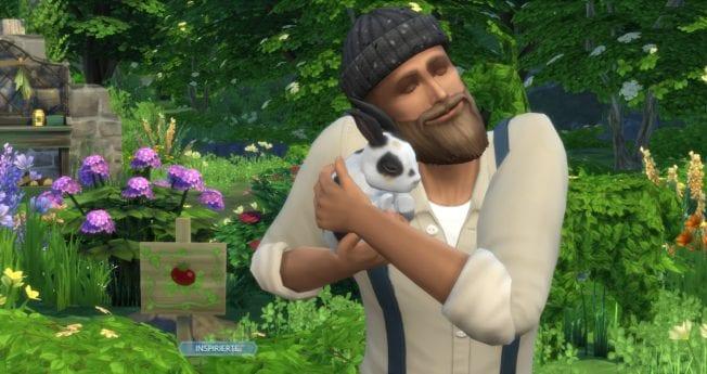 Die Sims 4 Landhaus-Leben Inhalt Vorschau