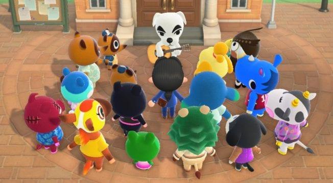 Animal Crossing New Horizons Alle Bewohner Liste