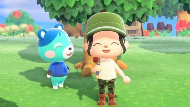 Animal Crossing New Horizons ACNH Bewohner