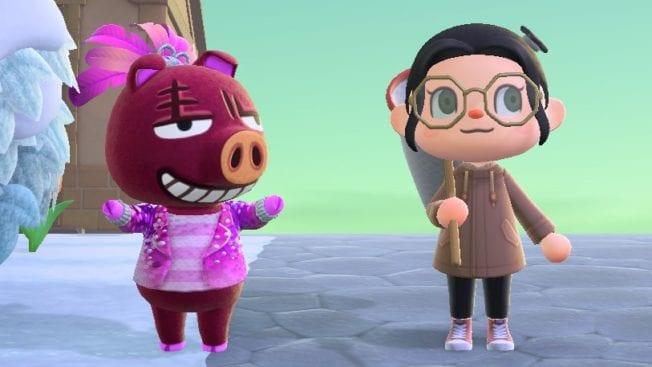 Animal Crossing Bewohner Liste