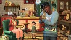 Sims 4 Landhaus-Leben kaufen Freischaltung Uhrzeit