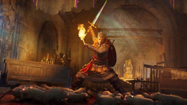 Assassin's Creed Valhalla Die Belagerung von Paris Release