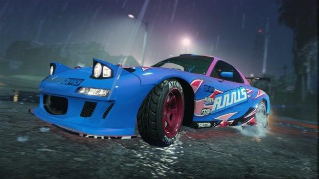 GTA Online - Annis ZR350