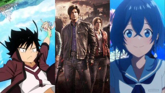 Anime Serien Sommer 2021