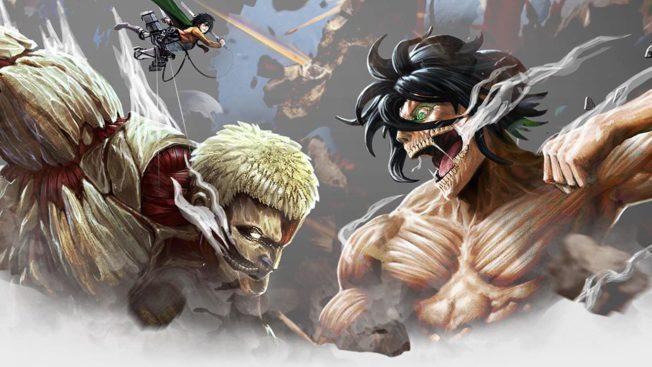 Attack on Titan - Diorama