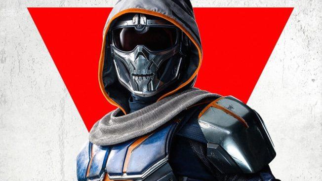 Black Widow Taskmaster MCU