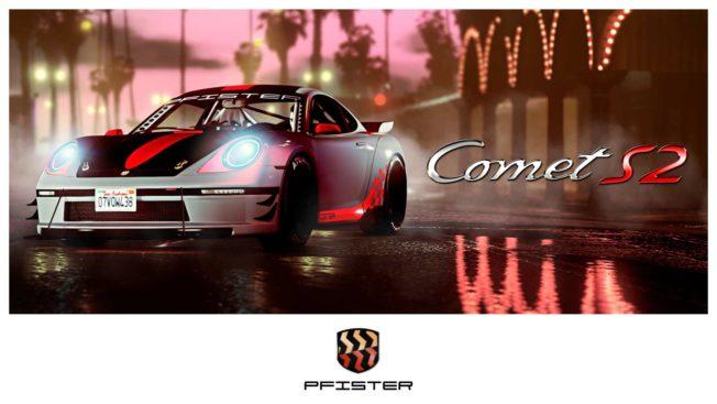 GTA Online - Pfister Comet S2