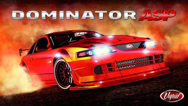GTA Online - Vapid Dominator ASP