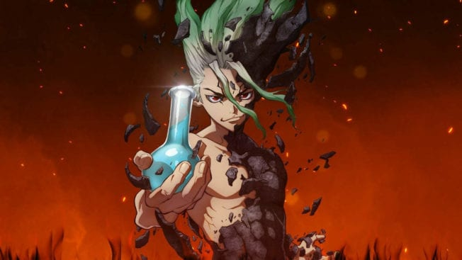 Dr. Stone Anime Serie Gründe