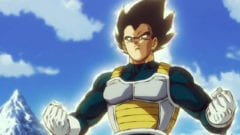 Dragon Ball Super Vegeta Verwandlung