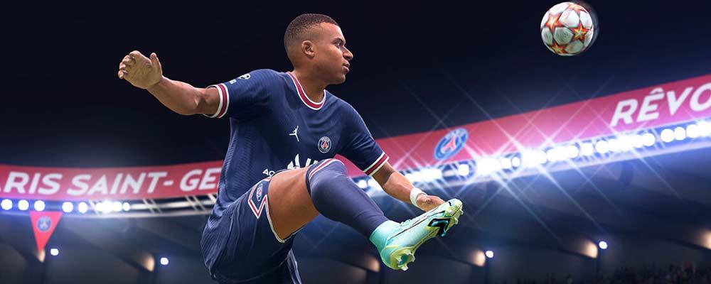 FIFA 22 - Banner