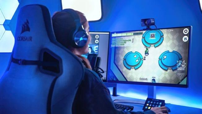 Facecam Gaming-Webcam