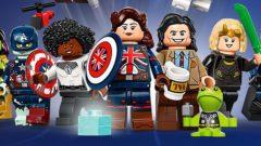 LEGO - Marvel-Minifiguren