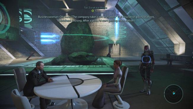 Mass Effect Legendary Edition First Person Mod