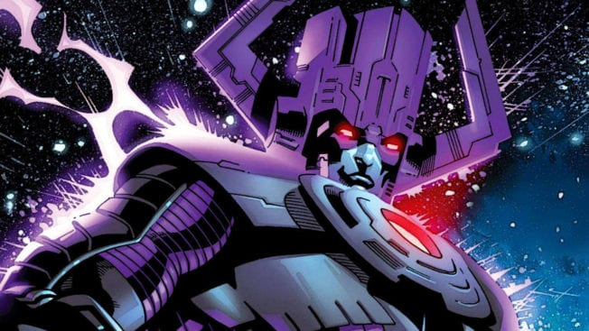 Marvel Legends Galactus Hasbro Actionfigur