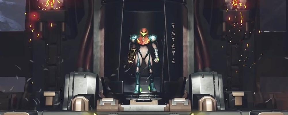 Metroid Dread für Nintendo Switch - Aufmacherbild