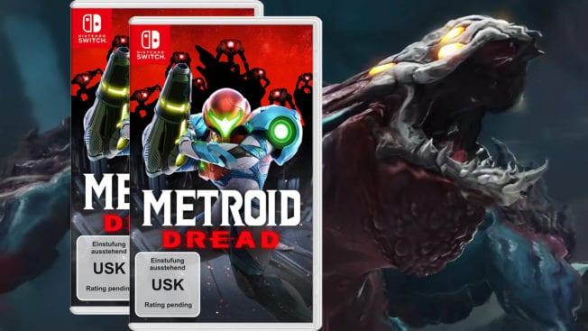Metroids Dread
