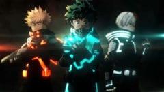 My Hero Academia World Heroes' Mission Trailer