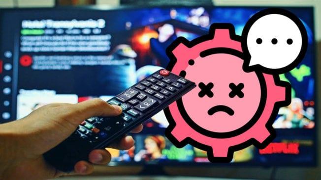 Netflix - Fehlercode - Problem